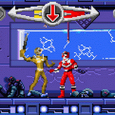 power rangers - time force game