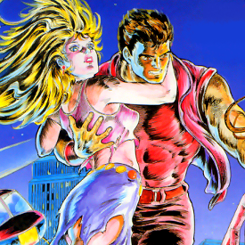 Double Dragon Ii The Revenge Play Game Online