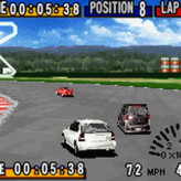 gt advance - championship racing game