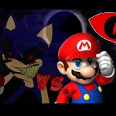 mario vs sonic exe game