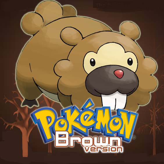 Pokemon Brown Play Game Online