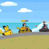 pokemon tank battle game