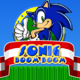 sonic boom boom game