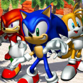 sonic heroes puzzle game