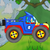 sonic truck ride 3 game