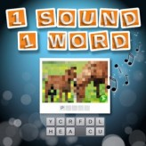 1 sound 1 word game