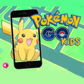 pokemon go kids game