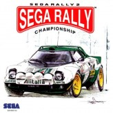 sega rally championship game