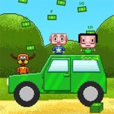 smash car clicker game