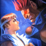 street fighter alpha 2 game