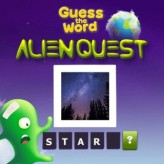 alien quest game
