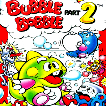 Rainbow islands: the story of bubble bobble 2 puzzle bobble 4.