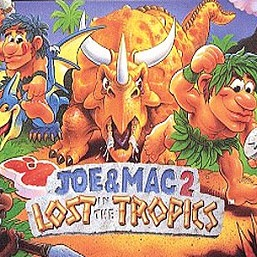 Joe & Mac 2 – Lost in the Tropics – Play Game Online