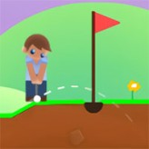 mini golf hole in one club game
