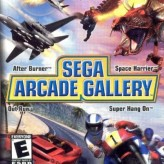 sega arcade gallery game