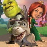 shrek - hassle at the castle game