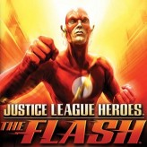 justice league heroes - the flash game