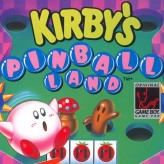 kirby's pinball land game