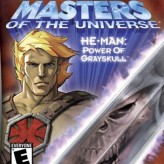 masters of the universe he-man - power of grayskull game