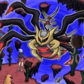 pokemon distortion black game