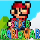 super mario war game
