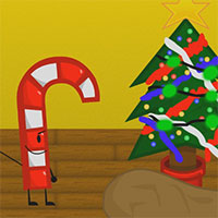 Candy Cane's Chilly Christmas - Play Game Online