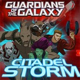citadel storm – guardians of the galaxy game