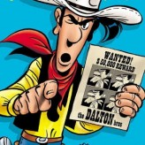 lucky luke - wanted! game