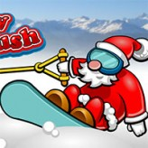 santa's snow rush game