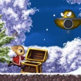sky taxi: new year adventure game