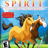 spirit - stallion of the cimarron - search for homeland game
