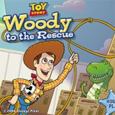 woody to the rescue game