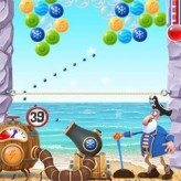 bubble shooter archibald the pirate game