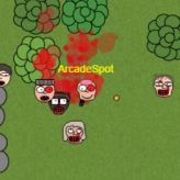 frickinzombies.io game