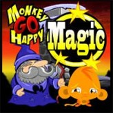 monkey go happy magic game