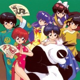 ranma 1/2 - hard battle game