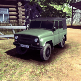 russian uaz offroad driving 3d game