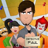 small town detective game