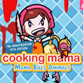 cooking mama - mama kills animals!