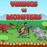 vikings vs monsters game