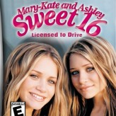 mary-kate and ashley sweet 16 - licensed to drive game