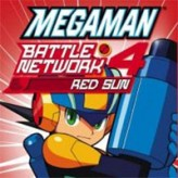 mega man battle network 4 - red sun game