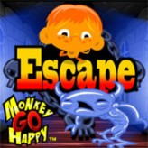 monkey go happy escape game
