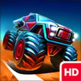 monsters' wheels 3 game