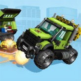 lego my city 2: volcano explorers game