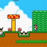 mario giggle world game