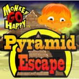 monkey go happy pyramid Escape game