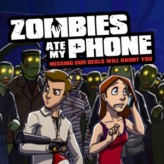 zombies ate my phone game
