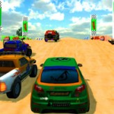 desert storm racing game