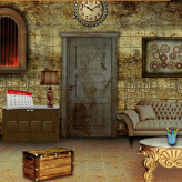 deserted house escape 2 game